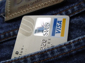 credit card and credit history