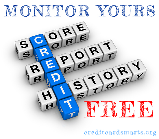 Monitor your credit for free.
