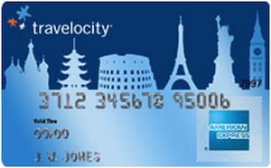 The Travelocity Rewards American Express Card